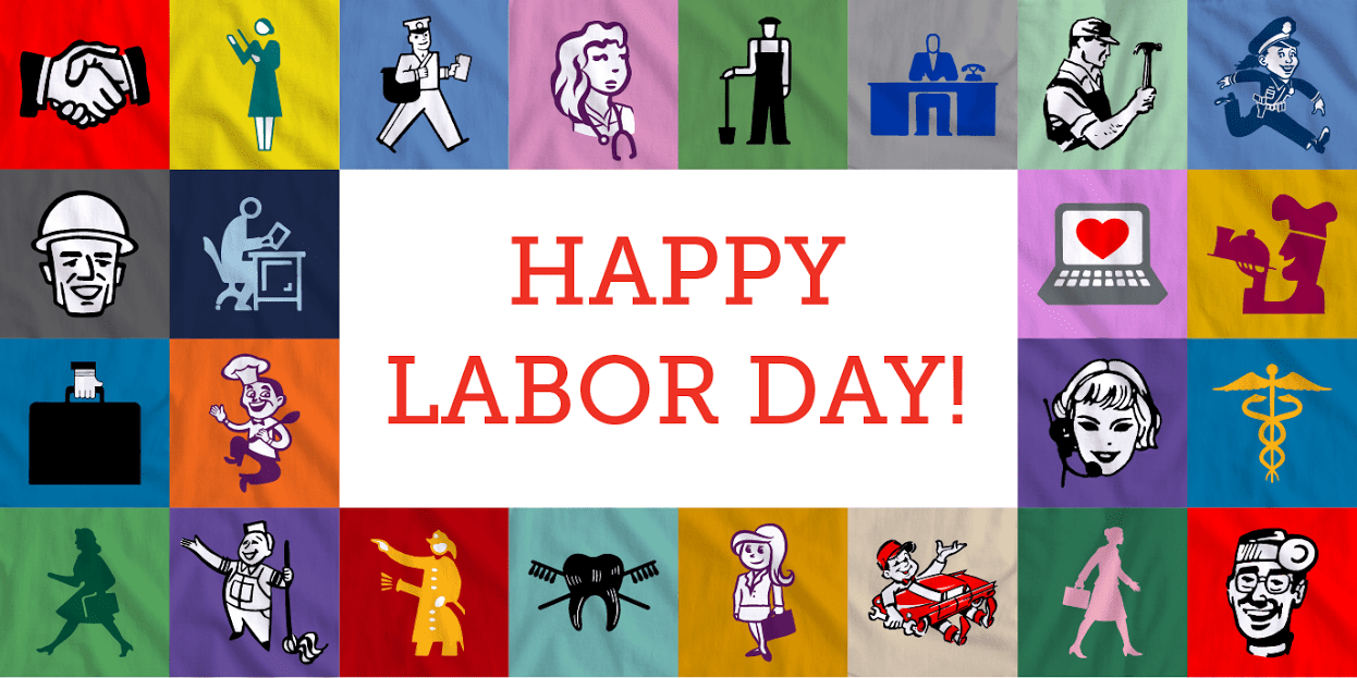 celebrate labor day with