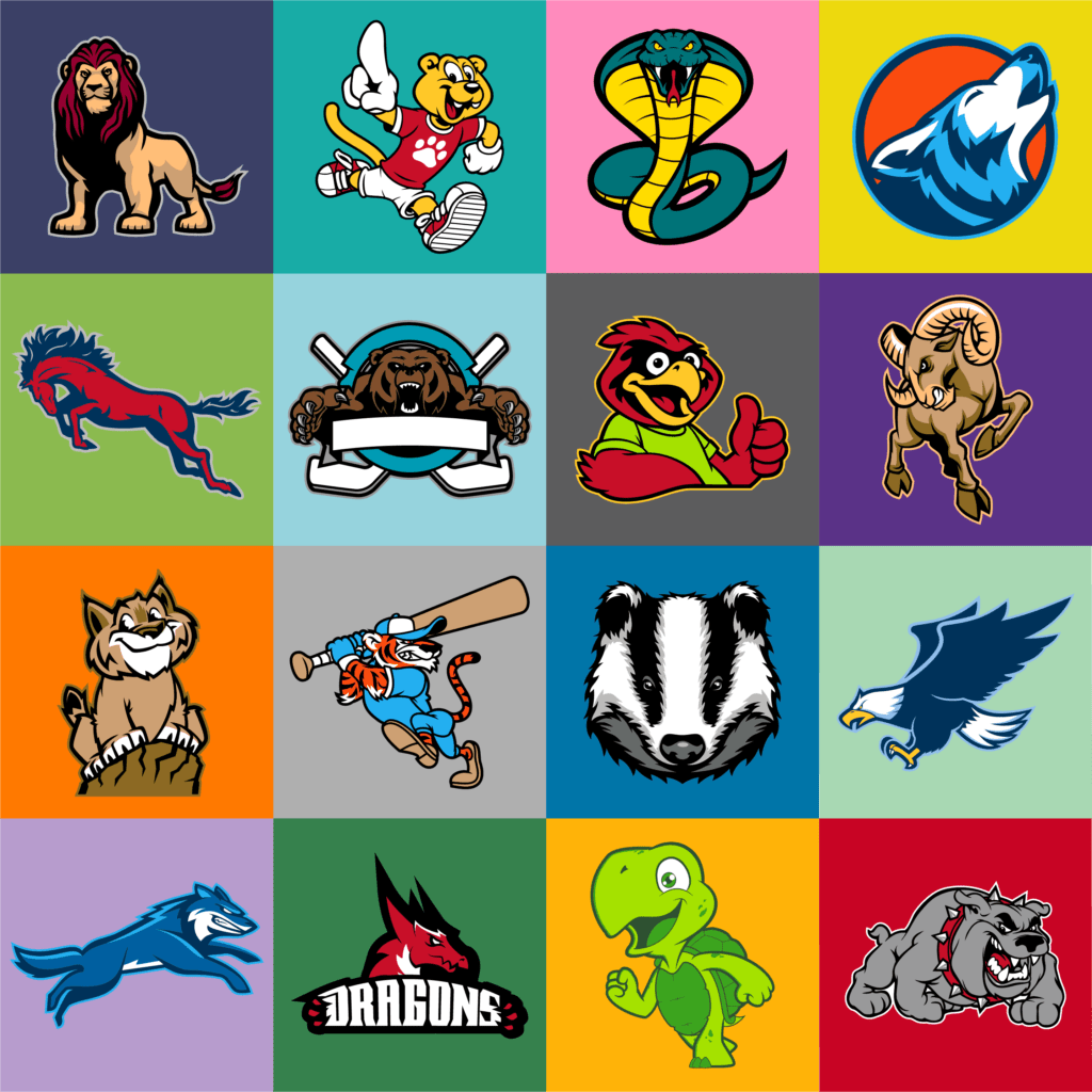 hight resolution of mascot clipart step up your school t shirts and spirit wear custom ink
