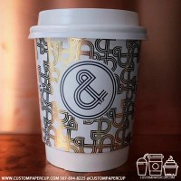 Customized Double Wall Hot Cups October 1