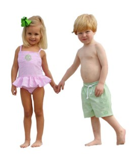Children Swimsuit Trunk