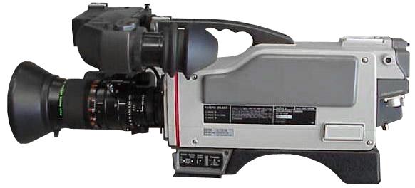 Sony DXC-3000P camera
