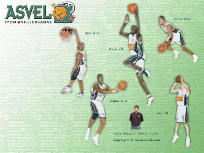 L'ASVEL 2000