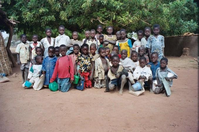 Les enfants de Pouni