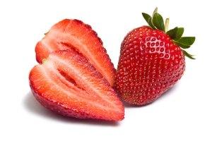 Des fraises au cinéma : hmmm...