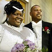 AP KATRINA-WEDDING A USA MS