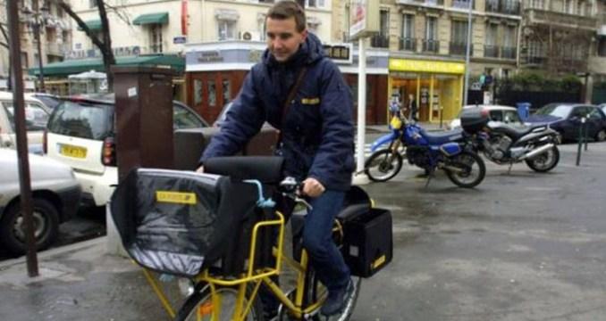 Lettre recommandée au facteur à vélo... Olivier Besancenot
