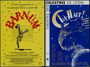 Vu au théâtre des Célestins...