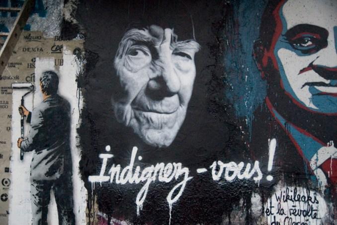 Stéphane Hessel - Indignez-vous, par Abode of Chaos, sur Flickr