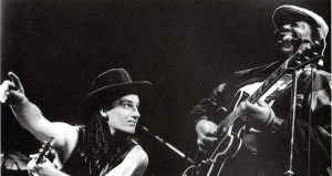 Bono et BB King