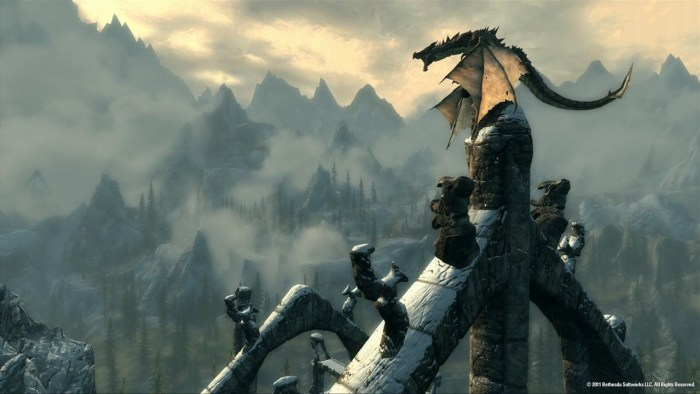 The Elder Scrolls V-Skyrim