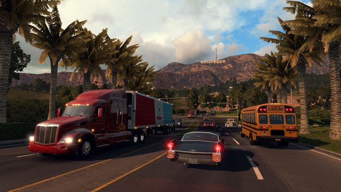 American Truck Simulator by SCS Software