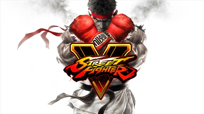Play Street Fighter V on your Gaming Laptop