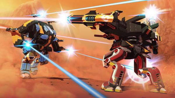 Robocraft Full Spectrum Combat