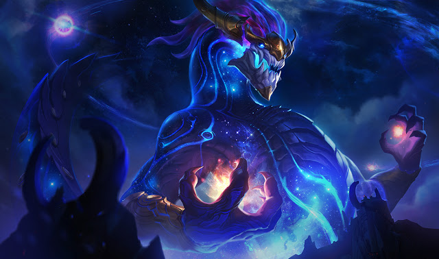 Aurelion Sol, the New Gaming Pc's Champion for Summoner's Rift