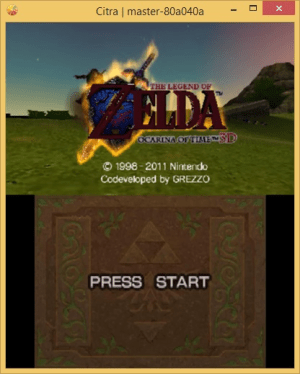 Citra 3DS Emulator