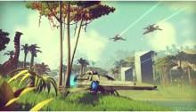 No Man's Sky gameplay on gaming PC