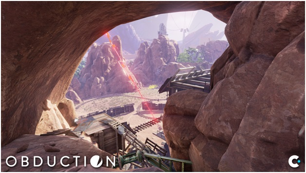 Playing Obduction on your gaming desktop