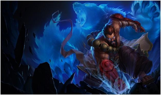 spirit udyr on league of legends