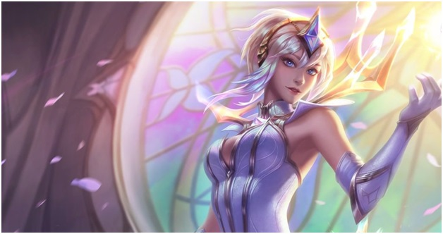 play elementalist-lux on league of legends