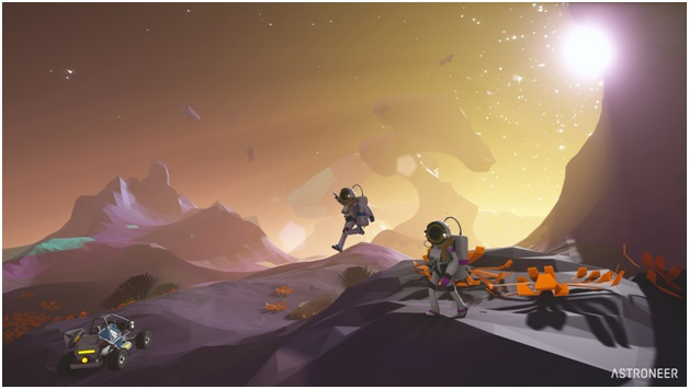 Astroneer on gaming pc
