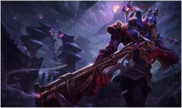 check out blood moon jhin