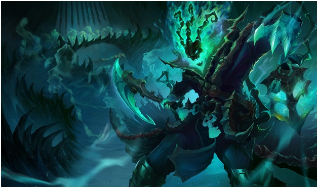 Thresh in League of Legends
