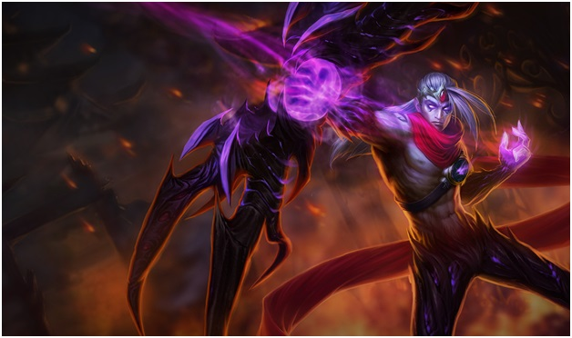Varus One of the League of Legends Starting Champions