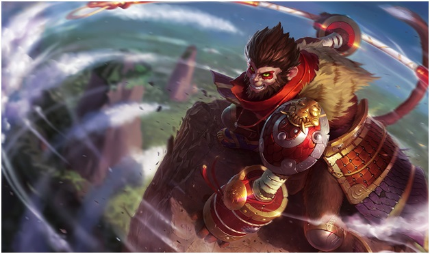 Wukong One of the League of Legends Starting Champions