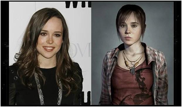 Ellen Page plays as Jodie Holmes