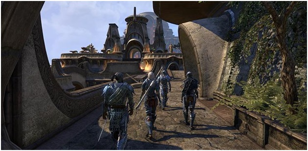 Vivec, the legendary poet-king