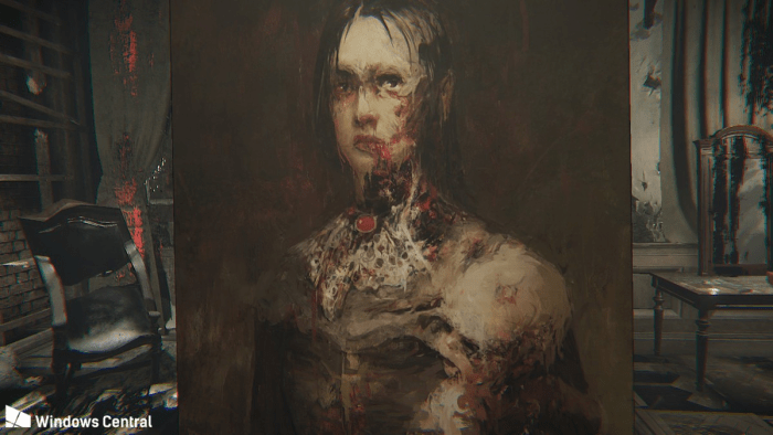 The Artist's Wife from Layers of Fear