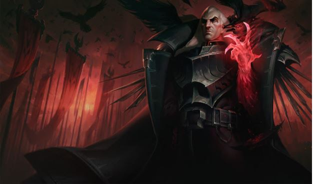 LoL Champion Update Swain