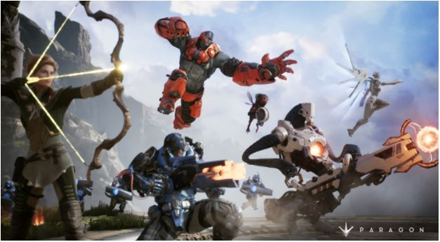 Epic Games Slows Down Paragon's Development for Fortnite