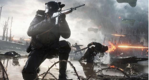 Battlefield 2018