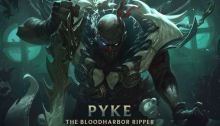 League of Legends new champion Pyke