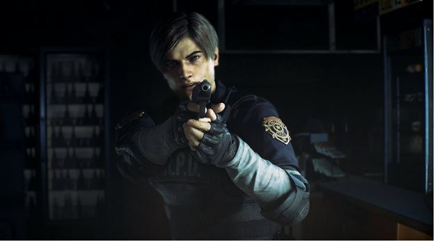 A Remake of Gaming PC's Video Game Resident Evil 2