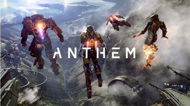 Bioware Confirms Anthem Players