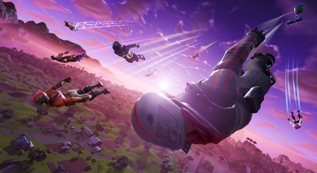 Fortnite - Battle Royal Video Game