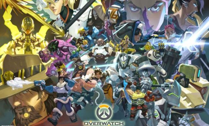 Release of Overwatch 2 for gaming pc.