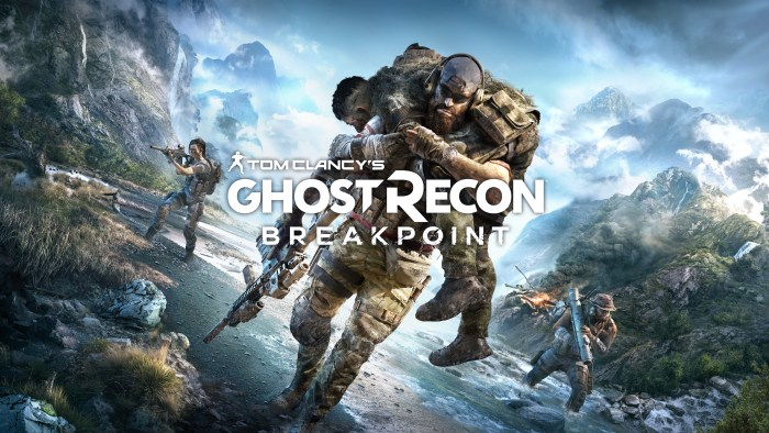 Ghost Recon Breakpoin For Your Gaming PC