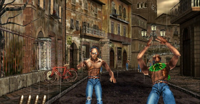 House of Dead 1 and 2 Remakes For Gaming PC