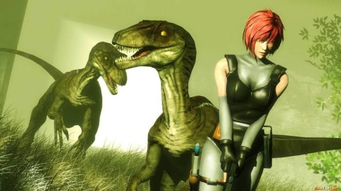 Dino Crisis is filed by Capcom as its trademark.