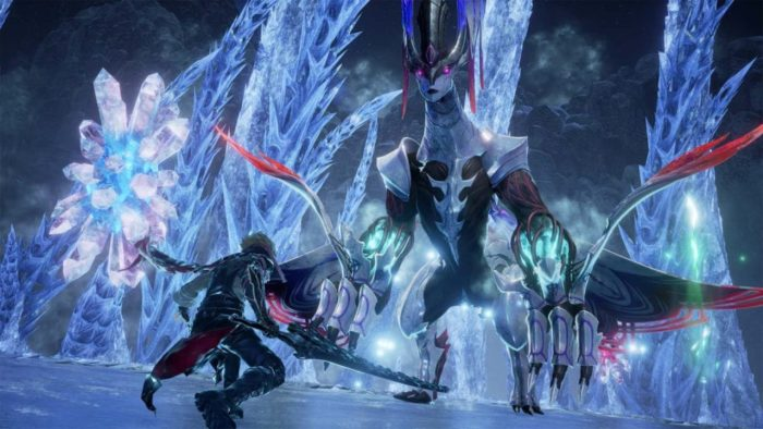 New Frozen Empress DLC for Code Vein for gaming pc is released