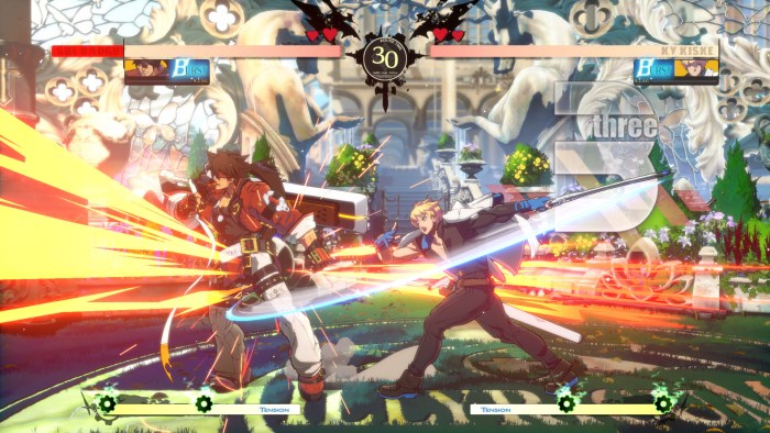 Guilty Gear Strive 2 Gameplay