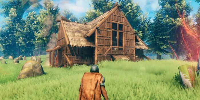 Valheim-Viking-Cabin