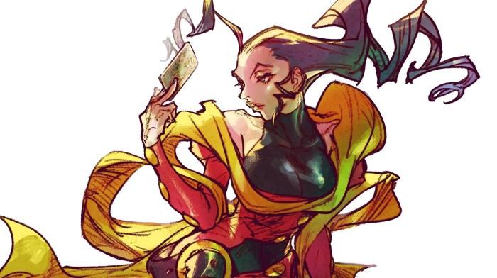 Rose - Street Fighter