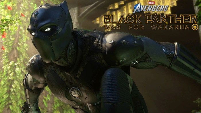 Black Panther is Coming to Marvel's Avengers