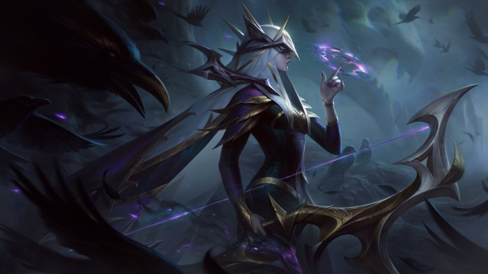 league of legends coven skins