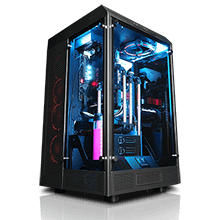 Thermaltake case Cyberpower UK PC cooling System