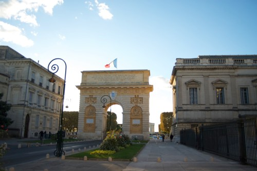 Arc de Triomphe @ Montpellier, France (20.10.2010)